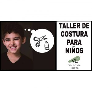 TALLER DE COSTURA PARA NIÑOS ZARAGOZA