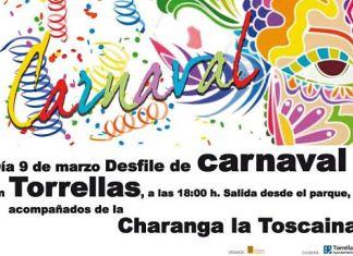 desfile carnaval Torrellas