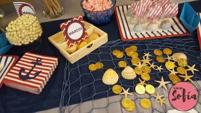 Mesa de dulces Tudela comuniones