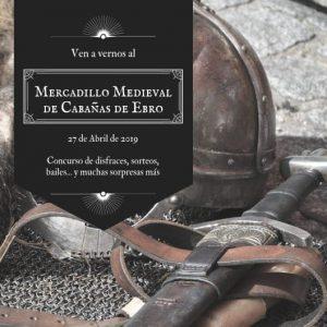 MERCADO MEDIEVAL CABAÑAS DE EBRO