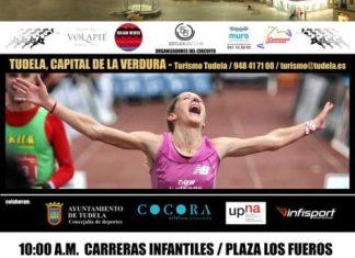 Cartel Media Maratón Estela Navascués