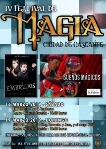 SUEÑOS MÁGICOS MAGIA CASCANTE