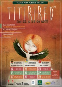 Titirired 2019 festival de títeres y marionetas en Navarra
