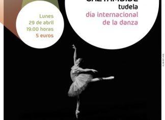 Cartel Día de la Danza 2019 Tudela