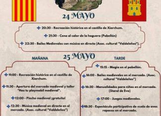 III FERÍA MEDIEVAL LA GUERRA DE LOS DOS PEDROS JARQUE DE MONCAYO