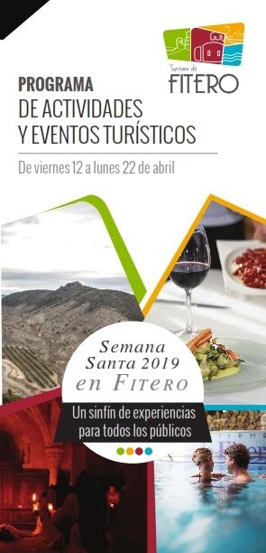 Actividades familiares en Fitero en Semana Santa 2019