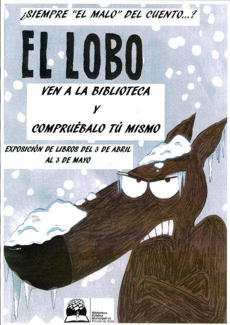Exposición de cuentos en los que el protagonista es el lobo
