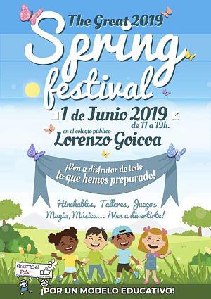 spring festival 2019, apymas british