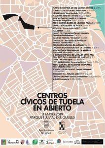 Cartel Centros Cívicos en Abierto 23019