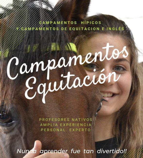 Guía de campamentos de verano 2019 equitación en Novallas