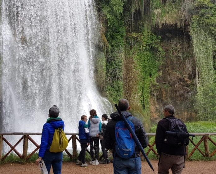 Cascada Monasterio Piedra