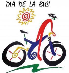 Día de la bici 2019 en Ribaforada