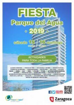 Fiesta de primavera 2019 en el Parque del Agua