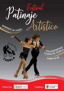 FESTIVAL PATINAJE ARTÍSTICO TUDELA 2019