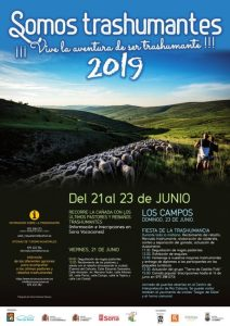 SOMOS TRASHUMANTES SORIA 2019