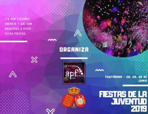 Fiestas de la Juventud en Fustiñana 2019