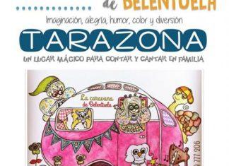 La caravana de Belentuela en Tarazona