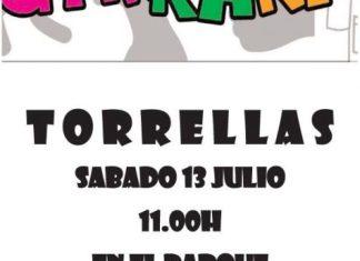 GYMKANA JULIO 2019 TORRELLAS
