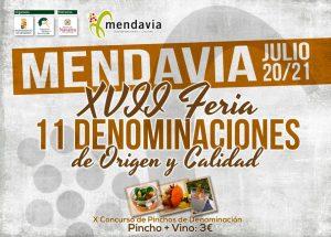 XVII FERIA 11 DEDOMINACIONES MENDAVIA