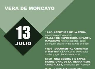 XVIII Feria de alimentación tradicional en Vera de Moncayo
