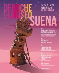 Noches musicales en el Museo Wuth La Rioja