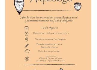 taller arqueología Ribaforada