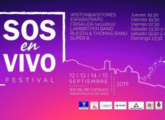 FESTIVAL SOS EN VIVO 2019