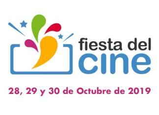 FIESTA DEL CINE OCTUBRE 2019