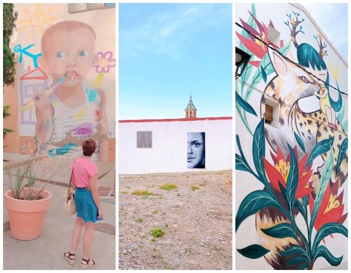Arte urbano 2019 en Torrellas