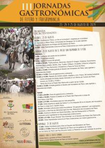 III Jornadas de trashumancia y gastronomía en Fitero