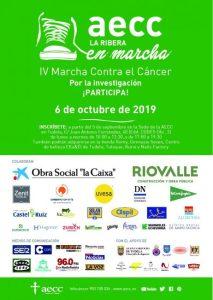 IV MARCHA CONTRA EL CANCER RIBERA 2019