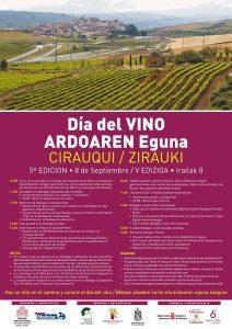 día del vino, tierra Estella