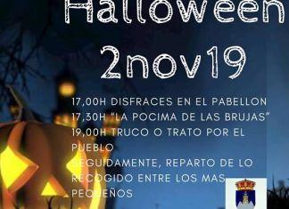 Halloween 2019 en Santa Cruz de Moncayo