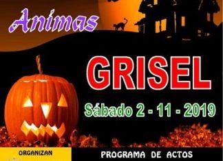 Noche de ánimas en Grisel 2019