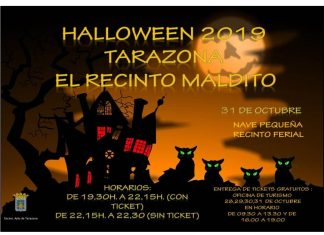 RECINTO MALDITO HALLOWEEN TARAZONA