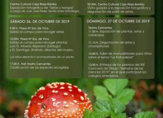 Semana Cultural en Arnedo en torno a las Ciencias Naturales