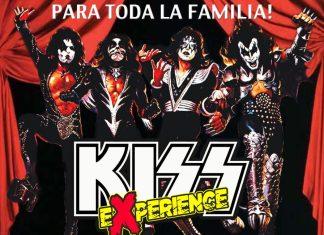 Cartel Kiss Experience, espectáculo de rock familiar