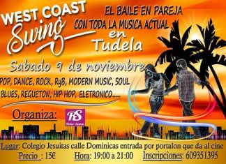 west coast swing Tudela Riber Salsa