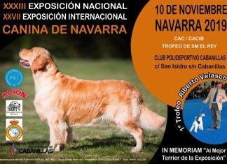 EXPOSICIÓN CANINA CABANILLAS 2019