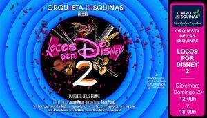 Locos por Disney 2