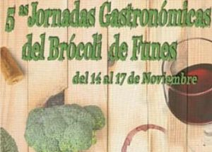Jornadas Gastronómicas del Brócoli de Funes