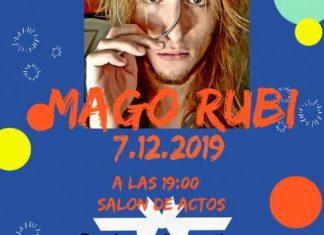 MAGO RUBI CERVERA