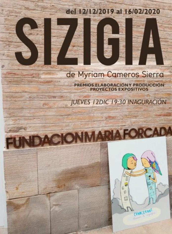 Sizigia, exposición de Miriam Cameros
