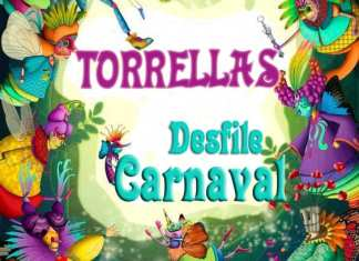 DESFILE CARNAVAL TORRELLAS 2020