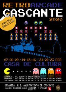 RETRO ARCADE 2020 CASCANTE