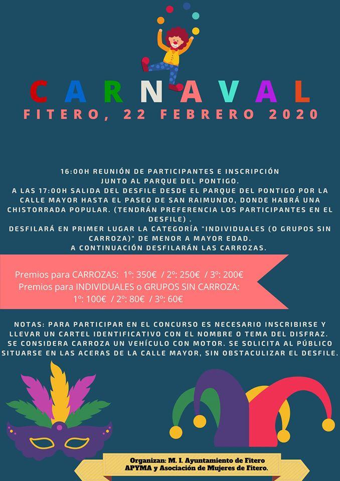 CARNAVAL FITERO 2020