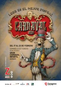 carnaval zaragoza 2020
