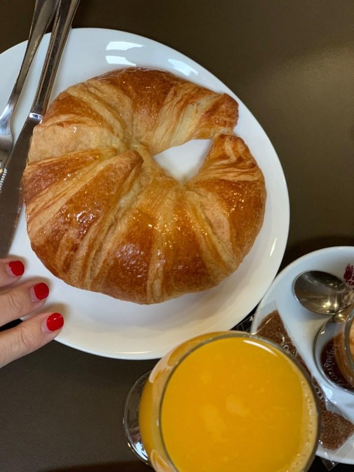 Desayuno Tres Delicias Tudela