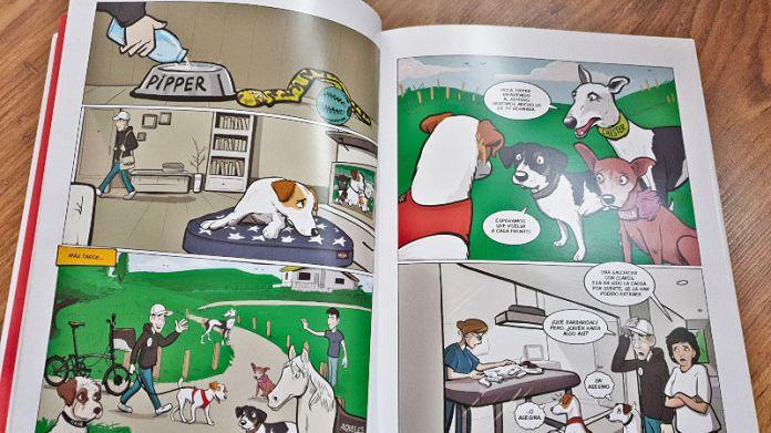 Pipper, libro