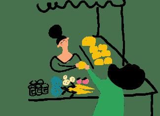 EKOmercado, mercado de productores ecológicos en Pamplona